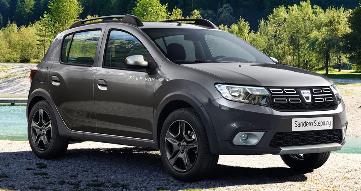 dacia sandero stepway autowelt gruppe. Black Bedroom Furniture Sets. Home Design Ideas