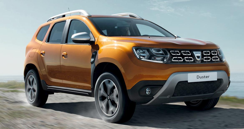 Neuer Dacia Duster – Autowelt Gruppe